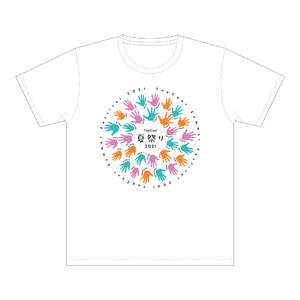 ※再販【限定商品】トップコート夏祭り 2021 Tシャツ(ホワイト)