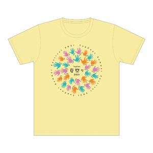 ※再販【限定商品】トップコート夏祭り 2021 Tシャツ(ライトイエロー)