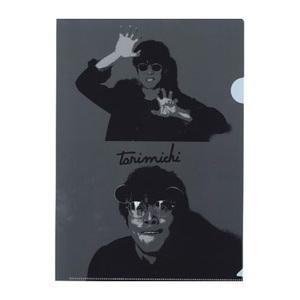 「トオリミチ2014」クリアファイル