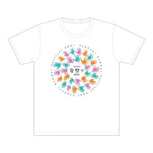 【限定商品】トップコート夏祭り 2021 Tシャツ(ホワイト)
